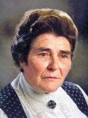 Scheuchl Elisabeth