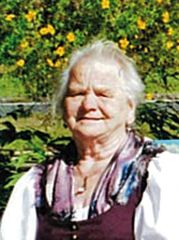 Gamsjäger Wilhelmine