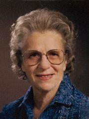 Wimmer Gertrude