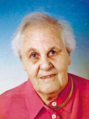 Klossner Theresia