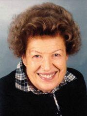 Gerbert Dorothea, Dr.